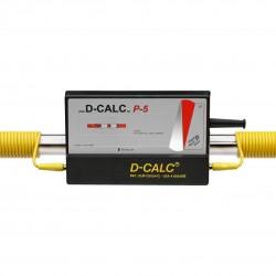 D-CALC P-5, studio